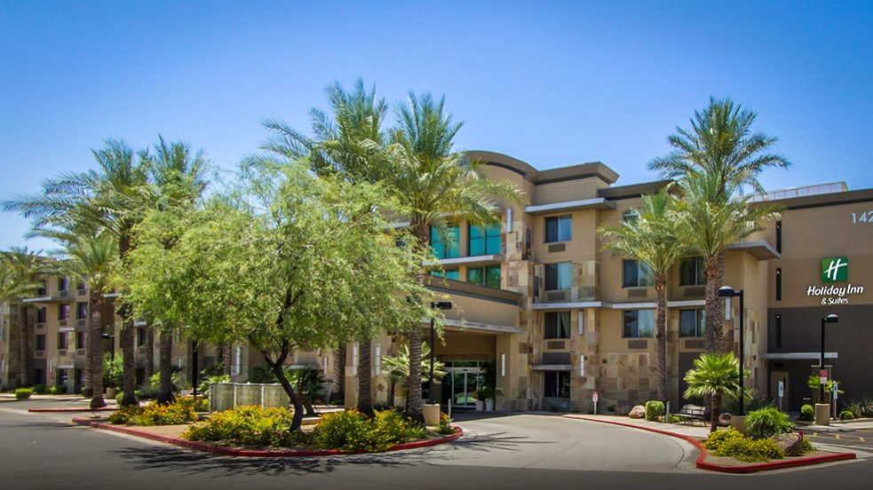 Holiday Inn and Suites Featured Image